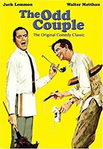 "Cover of ""The Odd Couple"""
