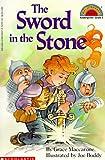 The Sword in the Stone (Hello Reader!, Level 2 Kindergarten-Grade 2)