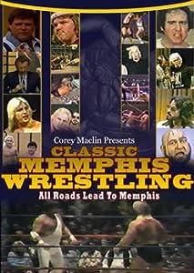 Classic Memphis Wrestling - All Roads Lead to Memphis DVD