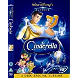 Cinderella [Special Edition] [DVD] [1950]by Ilene Woods