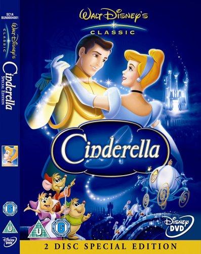 Cinderella (Special Edition) [DVD] [1950]