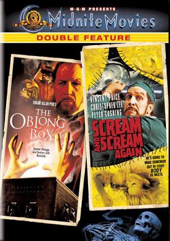 Oblong Box & Scream & Scream Again [DVD] [1970] [Region 1] [US Import] [NTSC]
