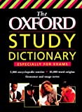 img - for The Oxford Study Dictionary book / textbook / text book