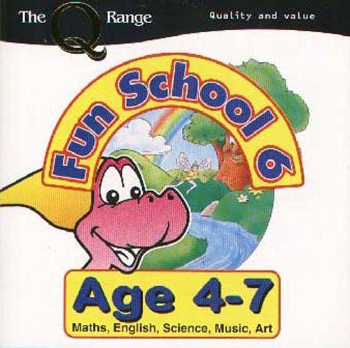 Fun School 6 Age 4-7