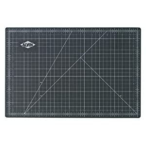 Alvin Professional Cutting Mats Green/Black Size - 36L x 24W inches