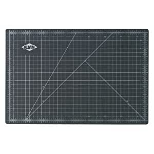 Amazon Com Alvin Gbm1824 Cutting Mat Grn Blk 18x24