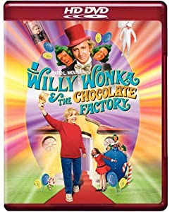Willy Wonka and the Chocolate Factory [HD DVD]