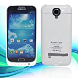 Samsung S4 Battery Case(S4A),3200mAh/white