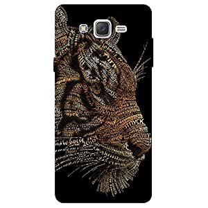 Zeerow 772F Mobile Back Cover for Samsung A8