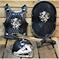 Knight Play Set ~ Sword, Shield, Helmet & Chest Plate - Fancy Dress, Role Playing