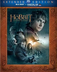 The Hobbit: An Unexpected Journey (Extended Edition) (Blu-ray + UltraViolet)