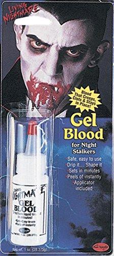 Living Nightmare Gel Blood 1oz - 1