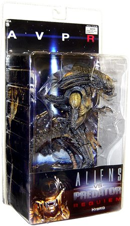 Buy Low Price NECA Aliens vs Predator Requiem Series 1 Hybrid Action Figure (B0010Y9TPW)