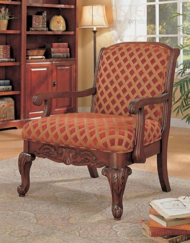 Ikat Accent Chair 461