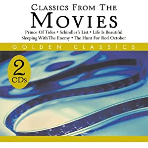 Classics From The Movies by Golden Classics