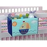 SMALL WONDER BABY UTILITY BOX-(SAIL BOAT)