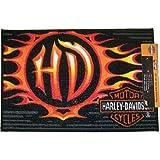 Harley Davidson Rug - Fireball