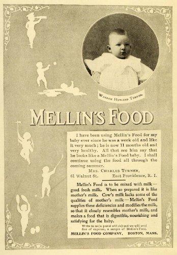 1898 Ad Mellin