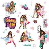 RoomMates RMK1684SCS Shake it Up Peel and Stick Wall Decals