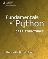 Fundamentals of Python: Data Structures Front Cover