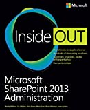 img - for Microsoft SharePoint 2013 Administration Inside Out book / textbook / text book