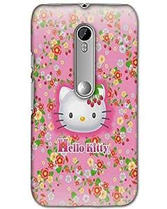 MobileGabbar Motorola Moto G (3rd Gen) Back Cover Designer Hard Case