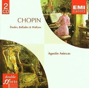 Etüden Op.10+25/Balladen 1-4