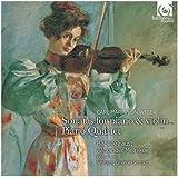 Sonaten für Klavier & Violine op.10 / Klavierquartett op. 8