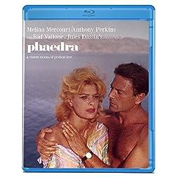 Phaedra [Blu-ray]