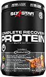 Six Star Pro Nutrition Elite Series Recovery Protein Powder, Chocolate, 2 Pound(Packaging may vary)