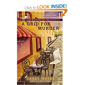 A Grid for Murder (A Mystery the Numbers)