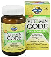 Garden of Life - Vitamin Code RAW B