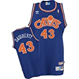 Cleveland Cavaliers Brad Daugherty Adidas Team Color Throwback Replica Premiere Amazon.com