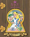 Disney Disney's Alice In Wonderland Magical Story with Lenticular Front Cover (Disney Magical Story)