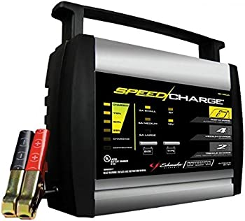 Schumacher SC-600A 12V Battery Charger