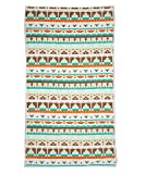Woolrich Home Beach Towel, Multi Natural