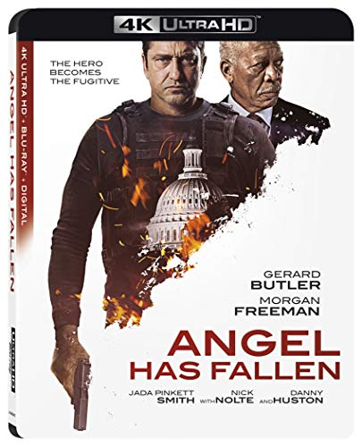 4K Blu-ray : Angel Has Fallen (2 Discos)