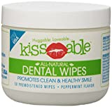 Kissable Dental Wipes for Pets 50 Pads