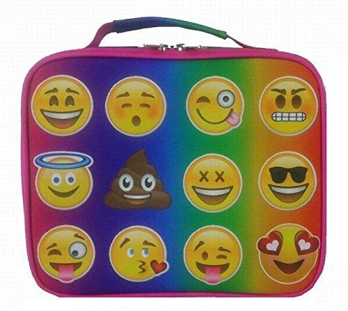Emojicon Lunch Box