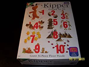 Kipper Count to 10 36-Piece Puzzle