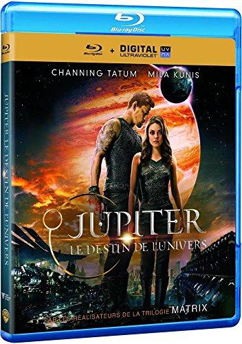 Jupiter : le destin de l'Univers - Blu-ray+ Copie digitale