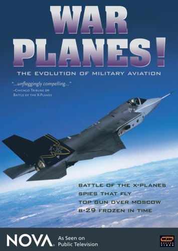 Nova: War Planes [DVD] [Region 1] [US Import] [NTSC]