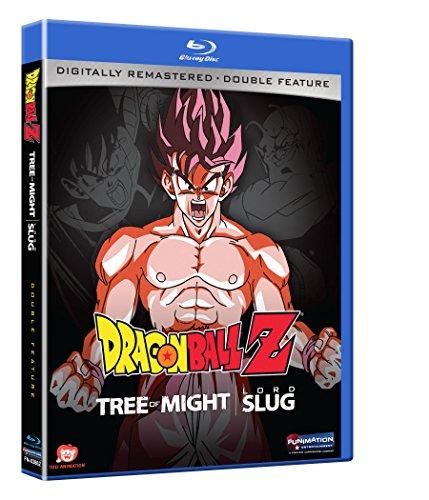 Blu-ray : Dragon Ball Z: Tree of Might / Lord Slug - Double Feature (Blu-ray)