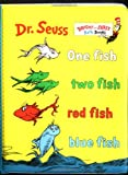 One Fish, Two Fish, Red Fish, Blue Fish(Vinyl Bath Book) (0375811648) by Dr. Seuss