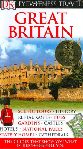 DK Eyewitness Travel Guide to Great Britain