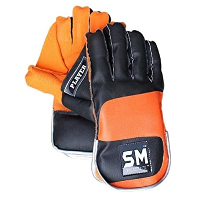 SM Player Wicket Keeping Gloves