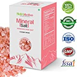 NutroActive Mineral Salt 454 Gm, Himalayan Pink Salt Coarse Grain (5-8 Mm), Rock Salt