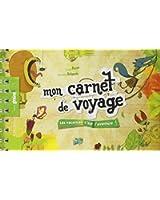 Mon carnet de voyage