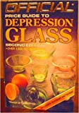 The Official Price Guide to Depression Glass (0876370016) by House Of Collectibles