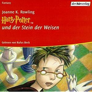 eBook Cover für  Harry Potter 1 und der Stein der Weisen 9 CDs